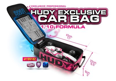 HUDY CAR BAG - 1/10 FORMULA - 199182