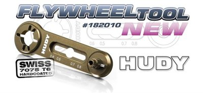 HUDY Flywheel:Clutch Multi-Tool - 182010