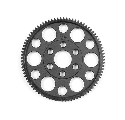XRAY Spur Gear 84T : 48 - 305784