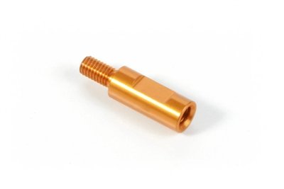 XRAY ALU SHOCK ADAPTER - ORANGE - 378071-O