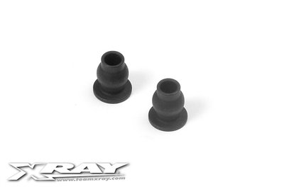XRAY Ball Universal 5.8mm With Backstop (2) - 363240