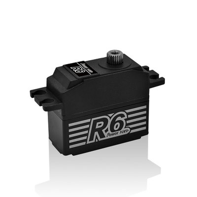 PowerHD Coreless High Voltage 1/12 Servo R6 - PHD-R6
