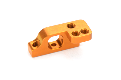 XRAY ALU LOWER 2-PIECE SUSPENSION HOLDER - RIGHT - LOW - 303716-O