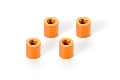 Orange 306200-O Xray Alu Servo Mount 2