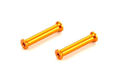 XRAY ALU MOUNT 28.5MM - ORANGE (2) - 376363-O