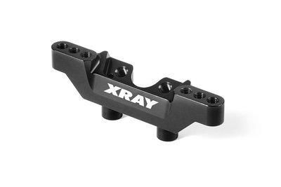 XRAY ALU FRONT ROLL-CENTER HOLDER - SWISS 7075 T6 - 322041
