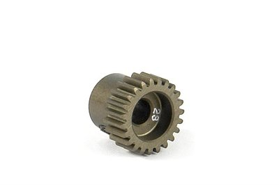 XRAY Narrow Pinion Gear Alu Hard Coated 23T : 64 - 305973