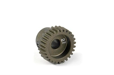 XRAY Narrow Pinion Gear Alu Hard Coated 27T : 64 - 305977