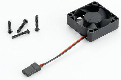 Hobbywing Fan, 35x35x10, 10500rpm@5V, fits EZRUN MAX6, QUICRUN-WP-8BL150 - 30860200