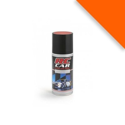Lexan Spray Fluo Orange 150ml - GNTCAR1006