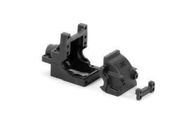 XRAY Diff Bulkhead Block Set Rear - 362001