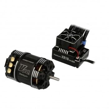 Hobbywing Combo XR10 PRO & V10 G3 - B: 4.5T 7340kv - 38020229