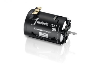 Hobbywing Justock 17.5T Black G2.1, 2300kv - 30408011