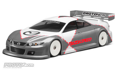 PROTOFORM Mazda Speed 6 PRO-Lite Weight Clear Body for 190mm - 1487-22