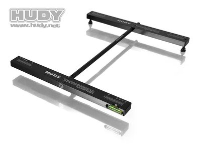 Hudy Quick-Tweak Station + Alu Carry Case - 107904
