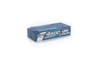 LRP HV LCG Modified Shorty GRAPHENE-3 4500mAh Hardcase Akku - 7.6V LiPo - 120C/6 - 430286