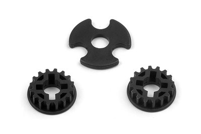 XRAY T2 008 Fixed Pulley 16T (2) - 305576