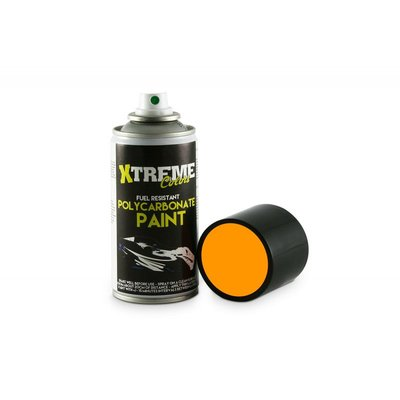 Lexan RC PAINT 150ml - Size : Fluo Orange - 1006