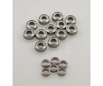 CARSON M-06/M-05 Chassis Ball bearing set (18) - 500904059