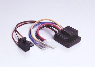 TAMIYA Electronic Speedcontroller TEU-101BK - 45029