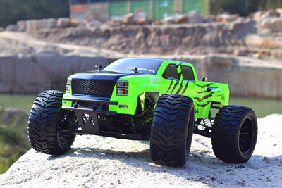 """ABSIMA 1:10 EP Monster Truck """"AMT3.4"""" 4WD - 12224"""