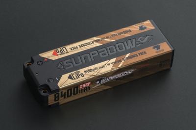 Sunpadow Lipo Battery 8400mAh