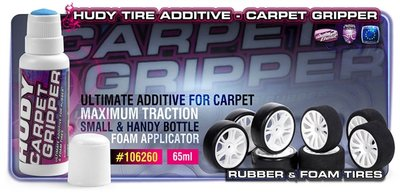 HUDY TIRE ADDITIVE - TIRE GRIPPER - 50ML - 106260