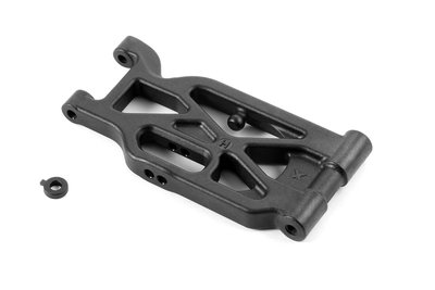 XRAY COMPOSITE SUSPENSION ARM FRONT LOWER - HARD - 362112-H