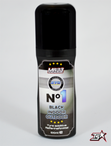 MR33 No.1 Black Tire Indoor/Outdoor Additive 100ml - MR33-0002