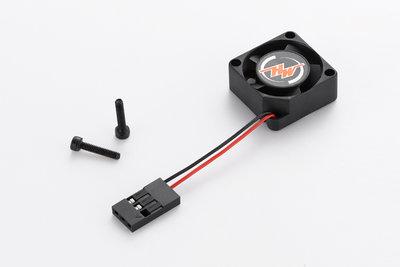 Hobbywing Fan, 20x20x8, 15000rpm@5V, fits XERUN XR10 STOCK SPEC - 30860500