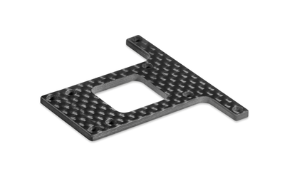 XRAY GRAPHITE GEAR BOX HEIGHT ADJUSTMENT PLATE - 321269