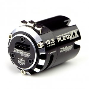 Muchmore Fleta ZX Brushless Motor Fixed Timing 13.5T - MR-FZX135WF