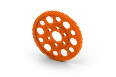 XRAY ORANGE Offset Spur Gear 110T : 64 - 305880-O