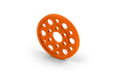 XRAY ORANGE Offset Spur Gear 96T : 64 - 305866-O