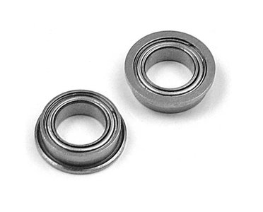 XRAY Ball-Bearing 5x8x2.5 Flanged - Steel Sealed - Oil (2) - 950508