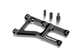 XRAY ALU FRONT SUSPENSION ARM - 1-HOLE - SWISS 7075 T6 - 302170